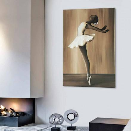 Moderní designový panel Balet od Viadurini Decor v Itálii