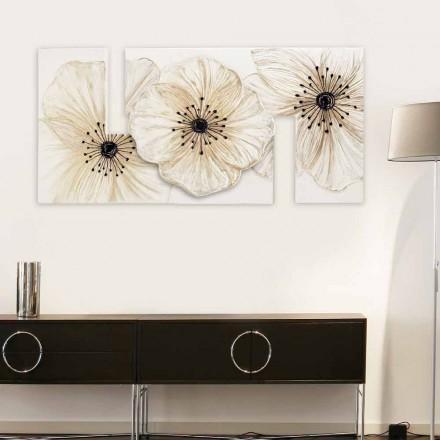 Moderní květinový rámec Petunia Piccola od Viadurini Decor