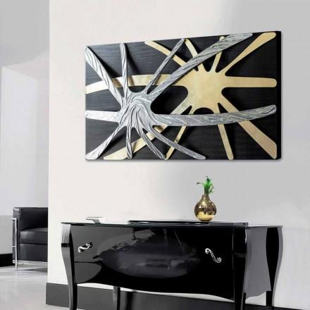Abstraktní design obrázek Spider Viadurini Decor vyrobené v Itálii