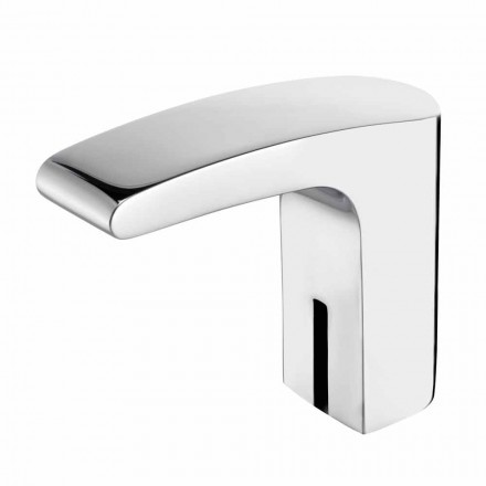 Mosazný umyvadlový faucet s infračerveným senzorem, luxusní - Gonzo