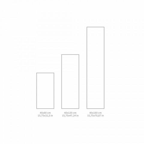 Barevný designový běžec v Pvc a Polyesteru s Fantasy - Meriva