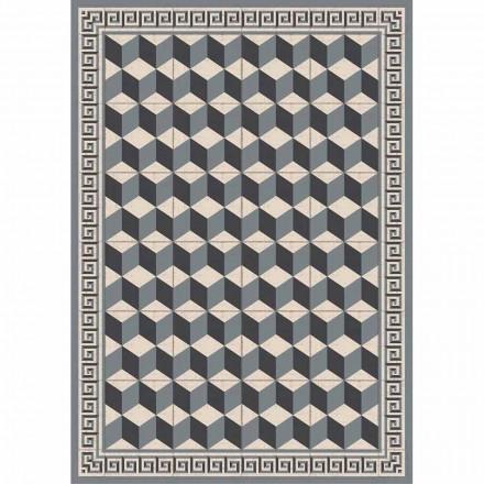 Vzorované běžecké tabulky v Pvc a moderním polyesteru - Romio
