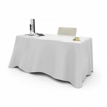 Moderní design kancelářský stůl Fabric, vyrobený v Itálii