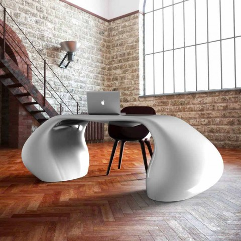 Moderní design kancelářský stůl vyrobený v Itálii, Telese