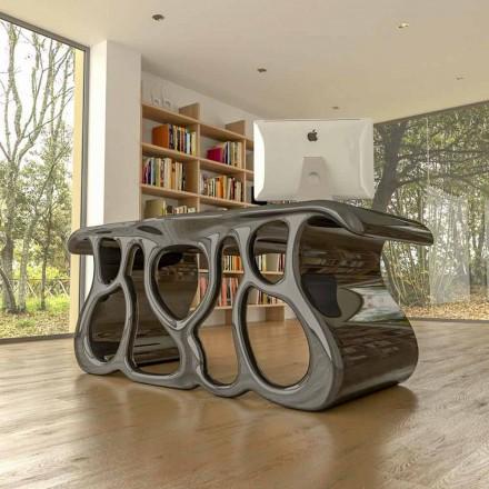 Moderní designový kancelářský stůl vyrobený v Itálii, Mirto