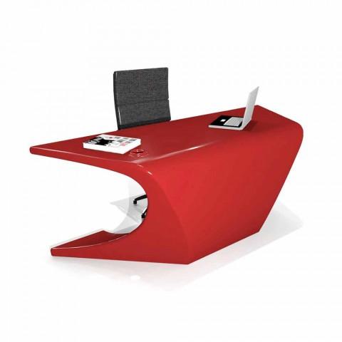 Moderní kancelářský stůl vyrobený v Itálii, Cerami