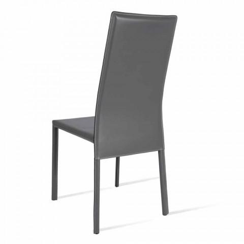Becca moderní design high-back židle, vyrobené v Itálii