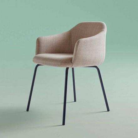 Moderní designová jídelní židle vyrobená v Itálii - Cloe