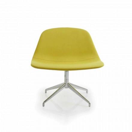 z moderní design kancelářské židle Llounge, vyrobený v Itálii Luxy