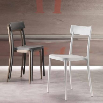Monroe klasické konstrukce židle