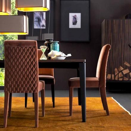 Židle z masivního židle Grilli Zarafa vyrobená v Itálii