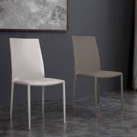 Desio moderní design z eko-kůže židle do kuchyně nebo jídelny