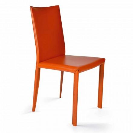 Moderní designová židle, H88,5cm, Afrika, vyrobená v Itálii