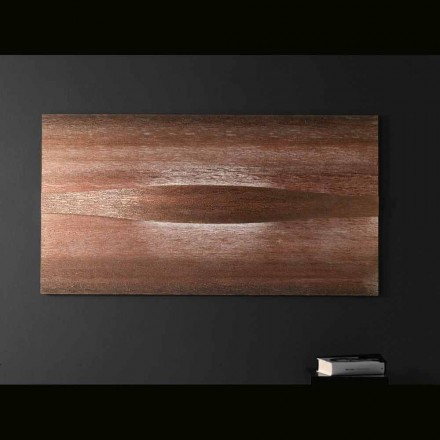 Selene Art & Light svícen s texturou panely 140xH75 cm