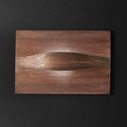 Selene Art & Light nášivka s ručně vyráběnými strukturovaných panelů