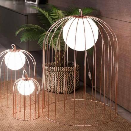 Selene Kluvì od stolní lampy designu v foukaného Ø54 H 70cm