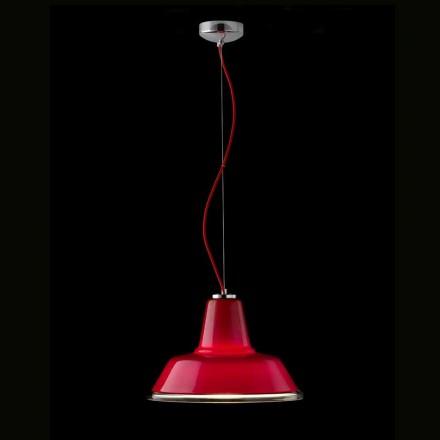Selene Lampara závěsné svítidlo foukané Ø37 H 24/140 cm sklo