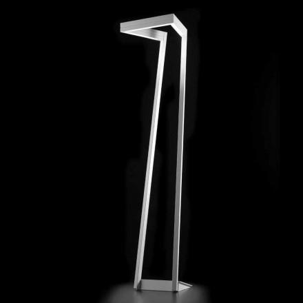 Selene My Way bílá LED stojací lampa H180cm 40x40, vyrobený v Itálii