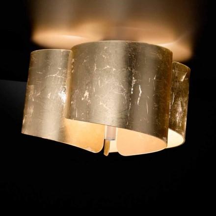 Selene Papiro stropní svítidlo křišťálové vyrobeny v Itálii Ø46 H28cm