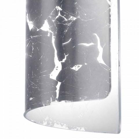 Selene Papyrus moderní crystal pendant lamp Ø15 H 125 cm