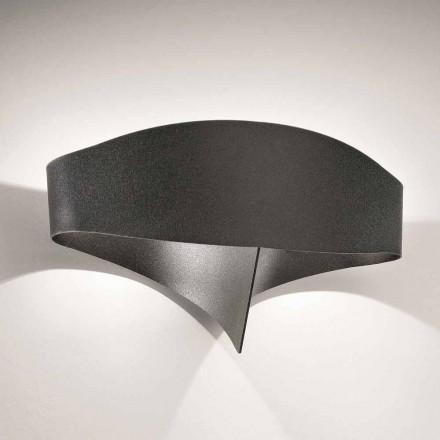 Selene Shield nášivka moderní designový lakované oceli