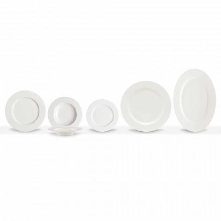Elegantní a moderní porcelánové talířové sady 20 kusů - Arendelle