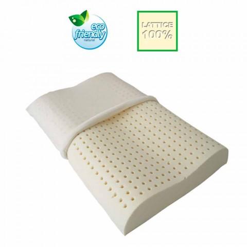 2. září hypoalergenní polštáře a prodyšný 100% Latex děložního Bio