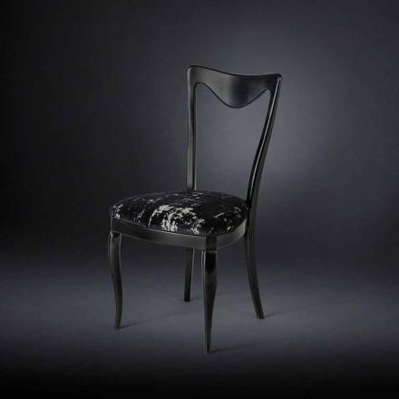 Září 2 roky 50 židle čalouněna sametem smíšené Frida
