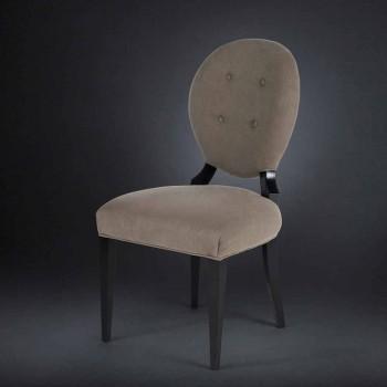 2. září čalouněné židle s opěradlem pracoval Boutonne Sophia