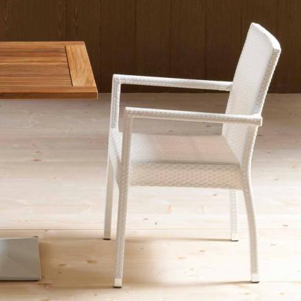 4. září moderní židle ze zahrady Portorotondo