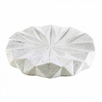 Levice bílá pryskyřice sada koupelnových doplňků