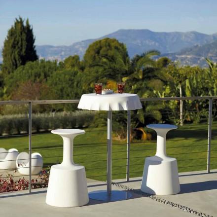 Vysoká barová stolička pro venkovní Moderní tobogán v Itálii