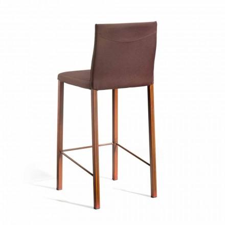 Floyd barová stolička / kuchyň H 96 cm, moderní design, vyrobený v Itálii