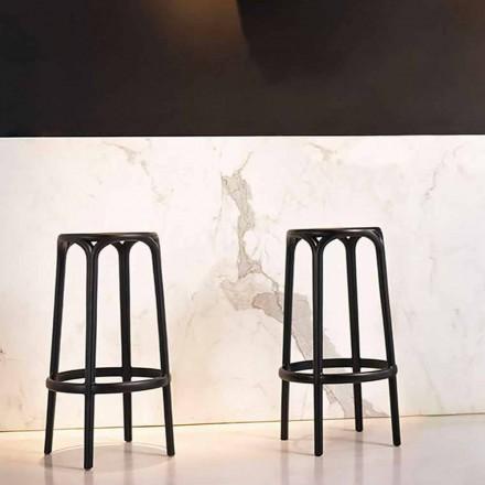 Venkovní stolička Brooklyn by Vondom, v polypropylenu se skleněným vláknem, 4 kusy