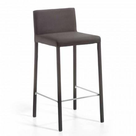 Moderní designová stolička s Alwyn H 86 cm zpět, vyrobená v Itálii