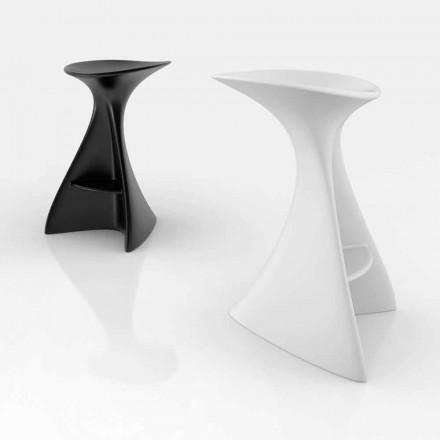 Moderní designová stolička Vega v Itálii