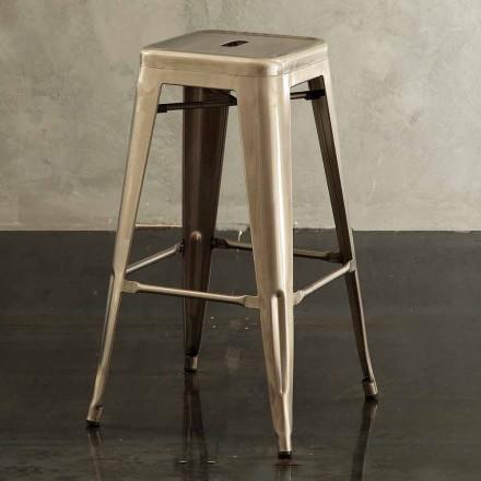 Kovová stolička moderní design Roxanne