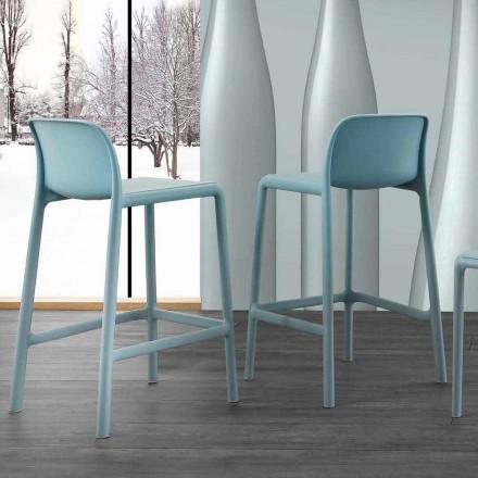 Stolička v pryskyřici se skleněnými vlákny moderní design Grosseto