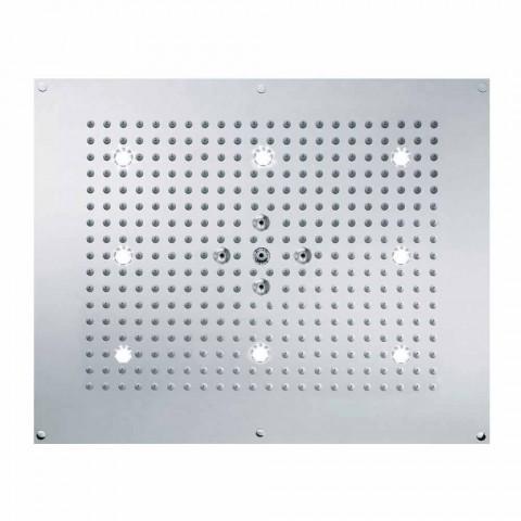 Stropní Sprchová hlavice s LED dva vodní proudy Bossini Dream Neb