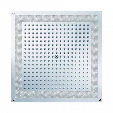 Sprchová hlavice s vložkami v Swarovski Cube Bossini