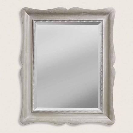 Moderní design ayous dřevěné nástěnné zrcadlo vyrobené v Itálii Angelo
