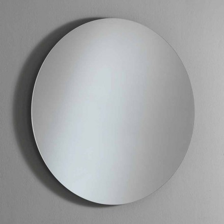 Kulaté podsvícené nástěnné zrcadlo s LED Made in Italy - Ronda