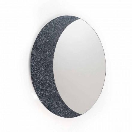 Stěna zrcadlo 100% Made in Italy moderním designem Aldo