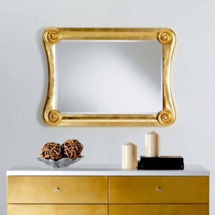Zrcadlový moderního designu Bates, 123x90