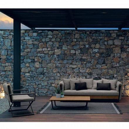 Talenti Domino složení design zahradní salonek vyrobené v Itálii