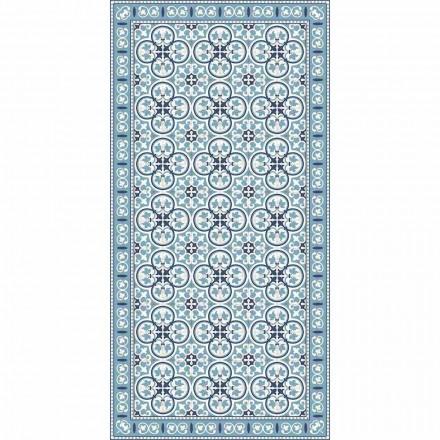 Moderní vzorovaný kuchyňský koberec v Pvc a Polyesteru - Lindia