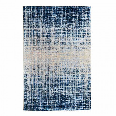 Designový obdélníkový koberec do obývacího pokoje ve stylu polyesteru a bavlny