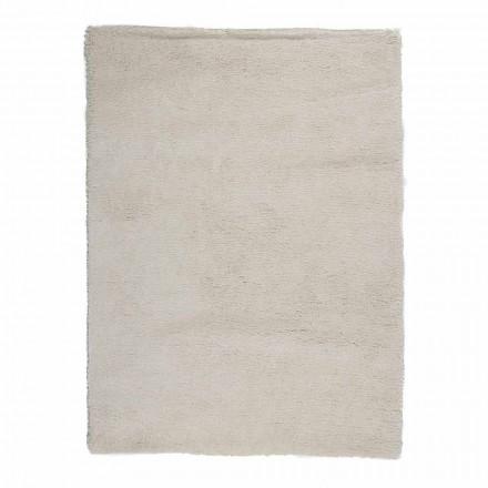 Strojově vyrobený polyesterový moderní koberec do obývacího pokoje - Tonka