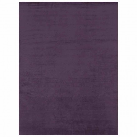Moderní designový koberec v barevném hedvábí a velkých rozměrech - Outlook