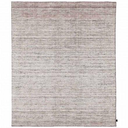 Moderní design Velký stínovaný koberec s hranou - Brunilde